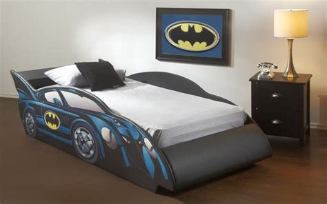 Batmobile Twin Car Bed Frame Modern Beds Toronto
