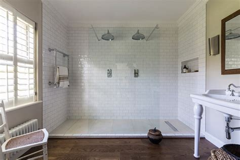 white tiled bathroom ideas white tiled walk in shower modern bathroom ideas