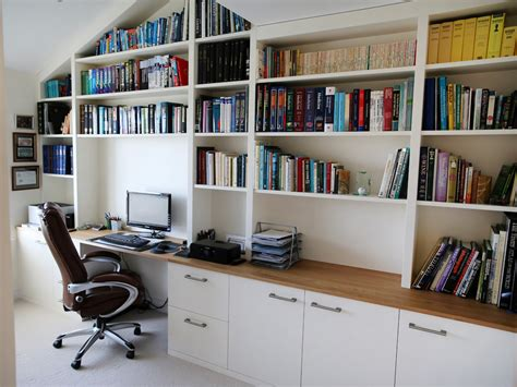 Bespoke Home Office Furniture London Furniture Artist Home Office Fitted Furniture