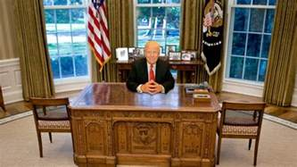 Obama Feet On Desk Which Of These 6 Oval Office Desks Will Donald Trump Pick