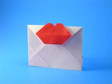 Origami G - sealed with a envelope michael g lafosse gilad s