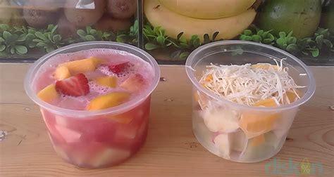Juicer Jogja mencari kesegaran dalam menu buah buahan 1 juice for you jogja