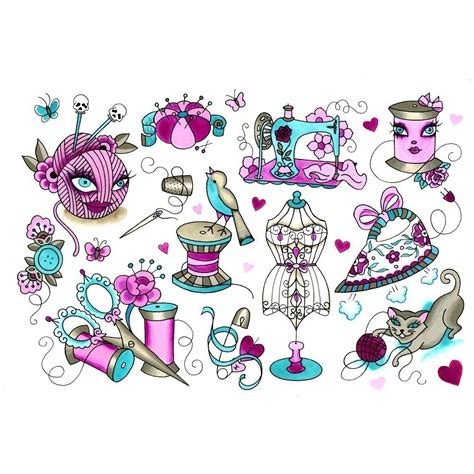 tattoo sheets designs lapband and