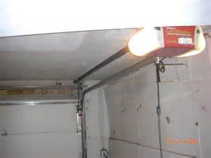 Garage Door Opener Not Centered Garage Door Opener Internachi Inspection Forum