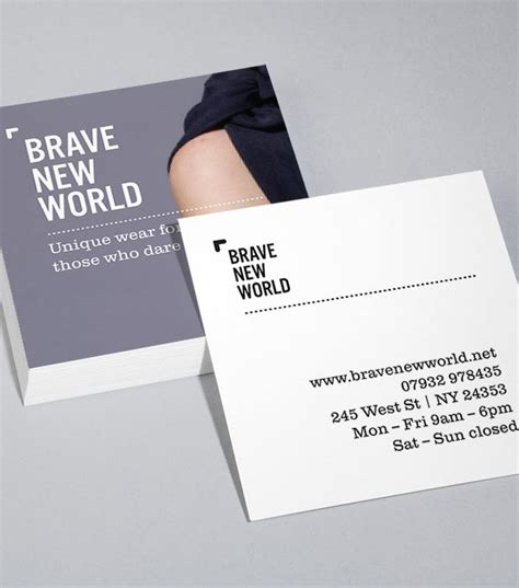 https www moo us templates business cards browse square business card design templates moo united