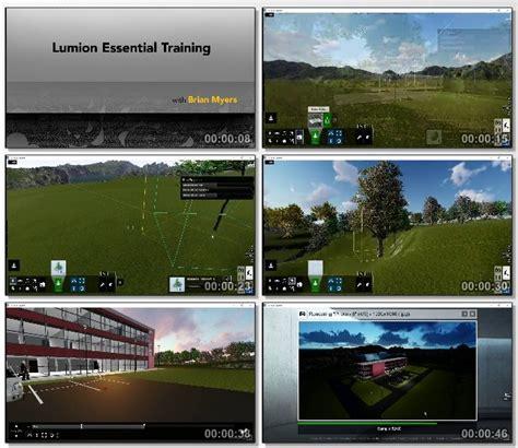 lumion tutorial lynda دانلود فیلم آموزشی lumion essential training از lynda