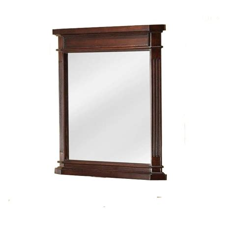 deco mirror 16 in w x 26 in h x 5 in d framed single 26 in w x 30 1 8 in h x 2 3 16 in d framed wall mirror