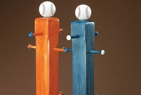 baseball cap rack plans woodwork city