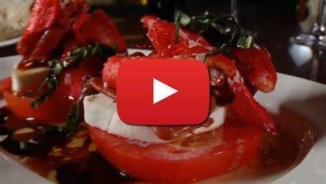 Phantom Gourmet Gift Card List - videos via italian table