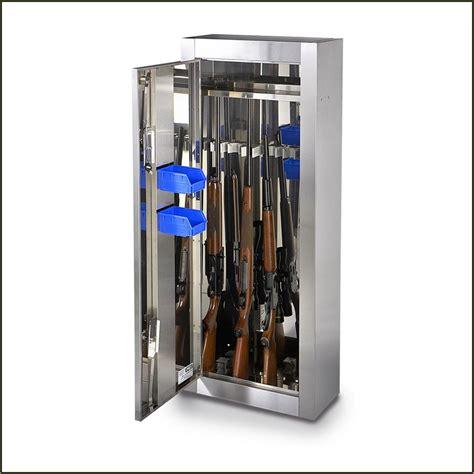 gun security cabinet or safe home design ideas