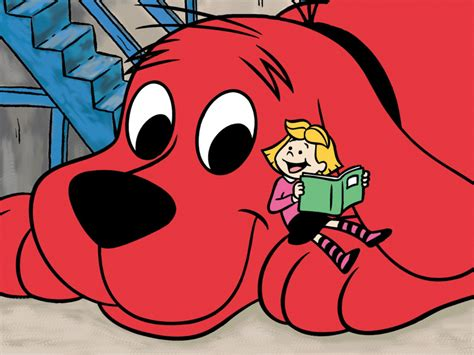 clifford the netflix gets dibs on clifford the big in exclusive pact with scholastic