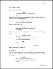 Stage Play Script Format Template by Screenplay Formatting On Vimeo