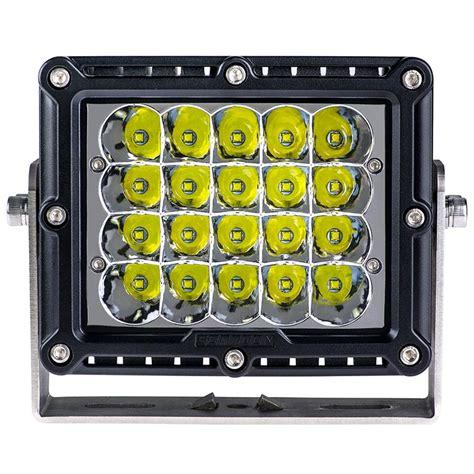 Led Work L Led Work Light 6 5 Quot Rectangular Duty Spot Light 100w 7 300 Lumens Led Work Lights