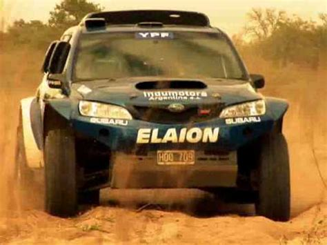 subaru dakar the dakar forester you want to race off road this is the