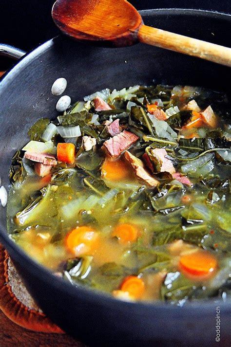 pot likker soup recipe add  pinch