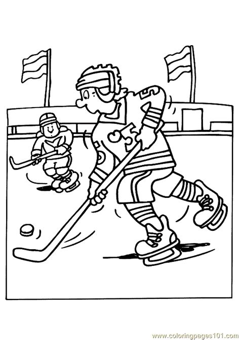 coloring pages winter sports coloring page 05 sports