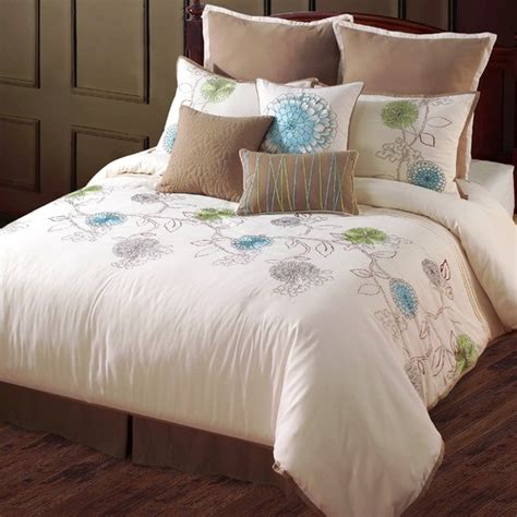spring comforter sets spring flower comforter set modern comforters and