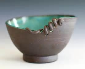 Handmade Bowls Pottery - modern handmade ceramic bowl from ocpottery on etsy for