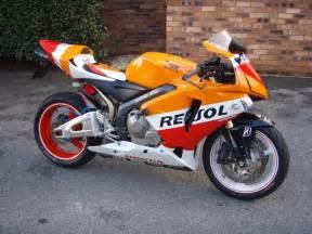 Honda Repsol 600 2005 Honda Cbr 600 Rr 5 Repsol Replica