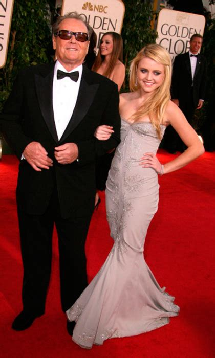 Nicholsons Is Named Miss Golden Globe by Miss And Mr Golden Globes Through The Years