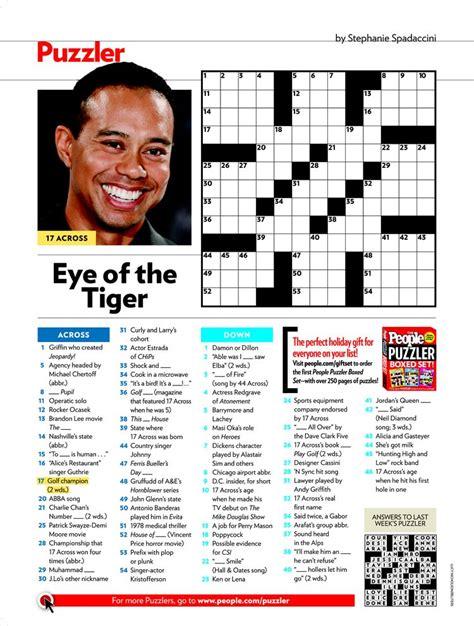 free printable star magazine crossword puzzles 20081229 750 144