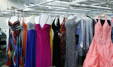 the glass slipper prom dresses cleaner collects more than 6 300 prom dresses for