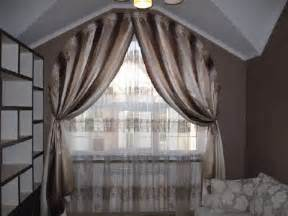 30 stunning arched window curtains and treatment ideas - Curtain Rods For Arched Shaped Windows