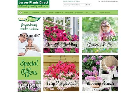 jersey plants direct discount codes sales cashback offers