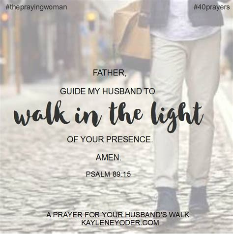 40 scripture based prayers to pray your husband the just prayers version of a s 40 day fasting and prayer journal books 40 prayers for my husband his walk kaylene yoder