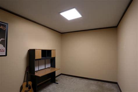 40w led ceiling light fixture l flush mount room led panel light 2x2 4 400 lumens 40w dimmable even