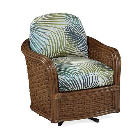 swivel wicker chair braxton culler somerset swivel chair 953 005