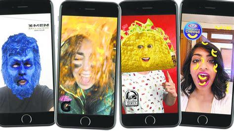 brands   snapchat lenses  growth hack danny