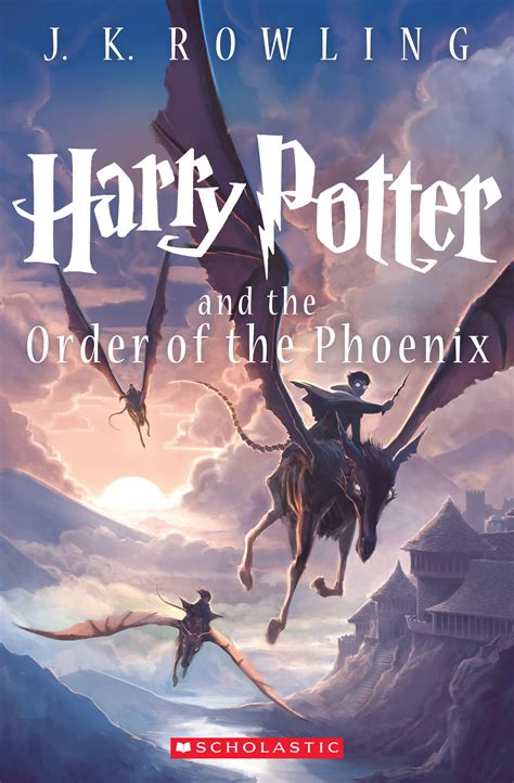 Harry Potter And The Order Of The Scholastic Bahasa Inggris harry potter scholastic media room