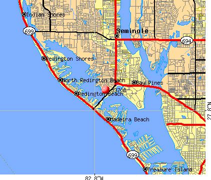 madeira florida map 33708 zip code madeira florida profile homes