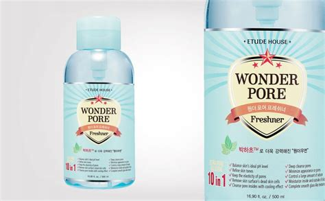 Toner Korea etude house pore freshner 10 in 1 best korean toner for acne