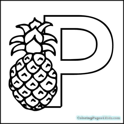 super hard abstract coloring pages with the letter p