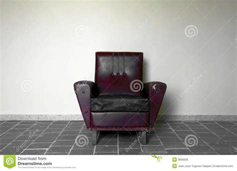 The Chair Is Against The Wall by Chair Against Wall Royalty Free Stock Image Image 3856006