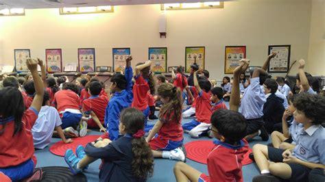 emirates international school visiting emirates international school meadows year 4