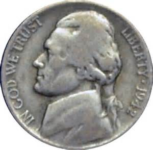 silver war nickels 1942 to 1945 silver value
