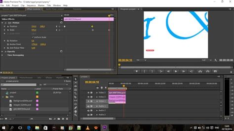 tutorial membuat video dengan adobe premiere pro tutorial cara membuat bumper dengan adobe premiere youtube