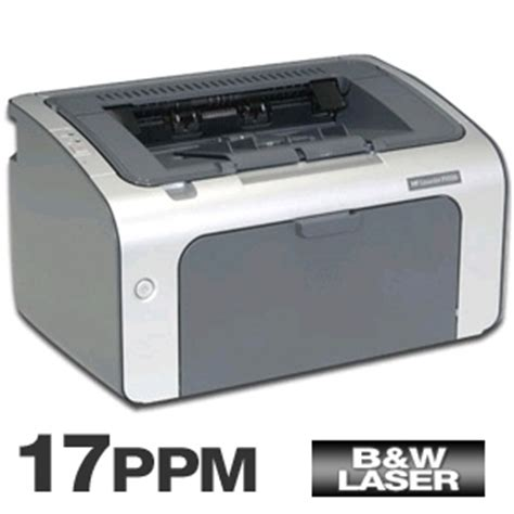 Printer Laserjet P1006 hp laserjet p1006 mono laser printer 600 x 600 dpi 17 ppm usb 266mhz 8mb at tigerdirect