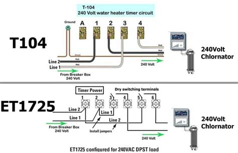 intermatic pool timer wiring diagram t101 intermatic