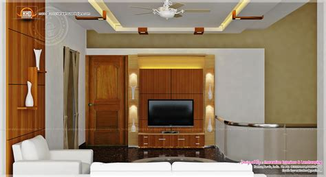 Middle Class Home Interior Design by Home Interior Designs By Increation Home Kerala Plans