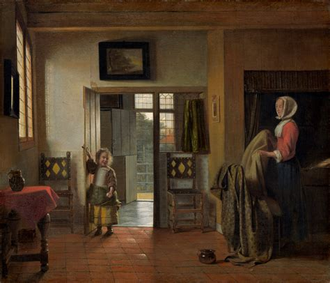 the bedroom file pieter de hooch the bedroom google art project