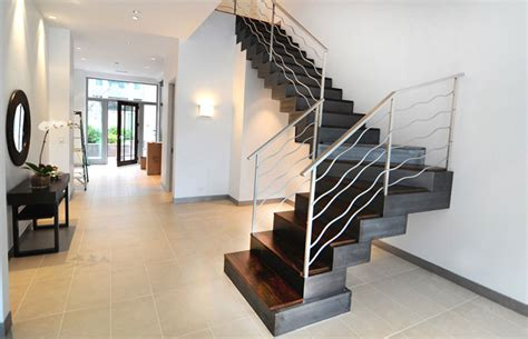 contemporary banister 25 stair design ideas for your home