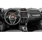 Fiat Strada Adventure 2014 Picape Flex Interior Painel
