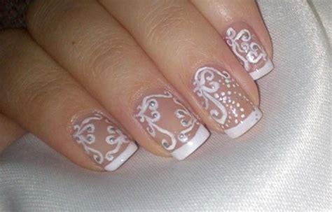 imagenes de uñas pintadas para novias dise 241 os de u 241 as para novias u 241 asdecoradas club
