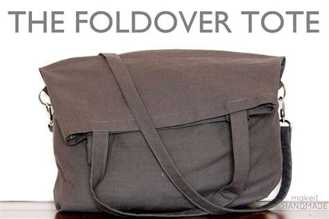 Slingbag Stch Foldover foldover crossbody bag pattern microfiber travel bag
