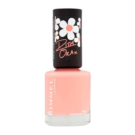 8 Great Products For Nails by Rimmel 60 Seconds Nail Ora Summer Collection