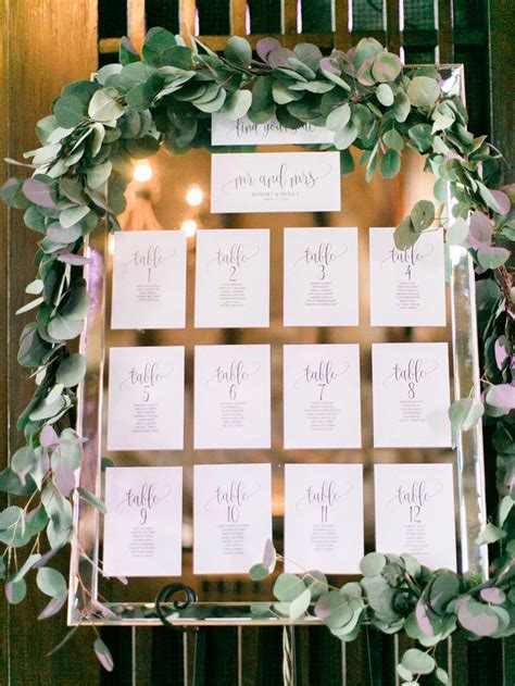 25  best ideas about Reception Seating Chart on Pinterest